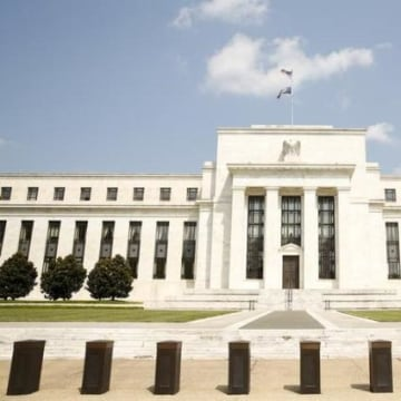 Federal Reserve building in Washington