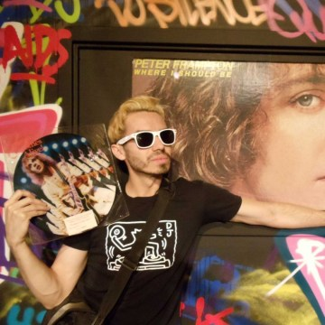 I-DJ Rick Sanchez