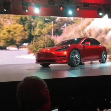 As Tesla Doubles Model 3 Production Plans, Suppliers Say It's Implausible