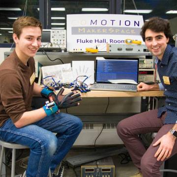 Image: Thomas Pryor, left, and Navid Azodi