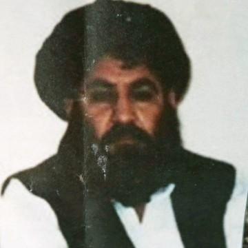Image: Mullah Akhtar Mansour