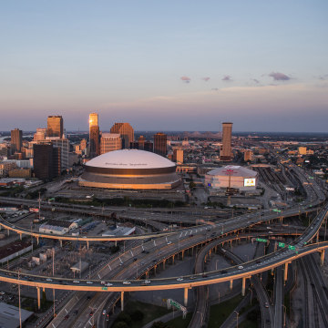 Image: Downtown New Orleans