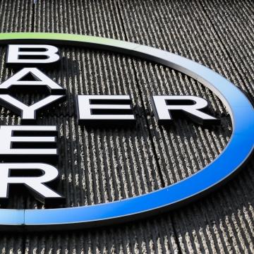 Image: Bayer AG corporate logo