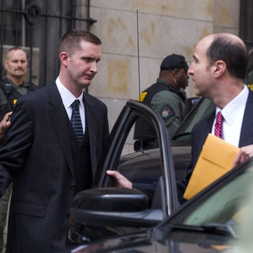 Image: Officer Nero Acquitted of all Charges in Freddie Gray Baltimore Case