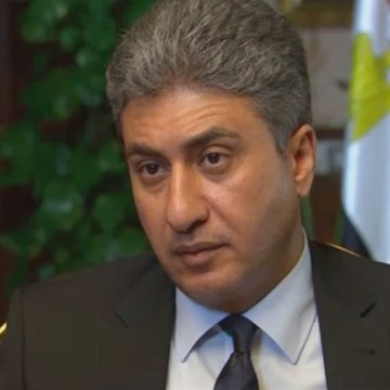 Image: Sherif Fathy NBC News interview