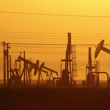 Image: Fracking In California Under Spotlight As Some Local Municipalities Issue Bans