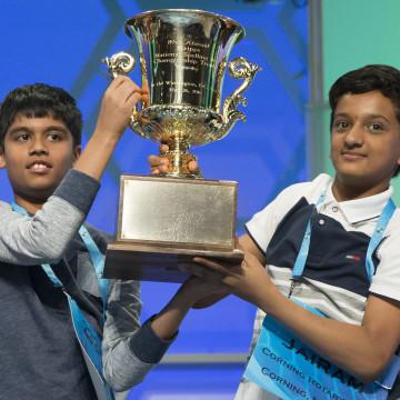Image: 2016 Scripps National Spelling Bee
