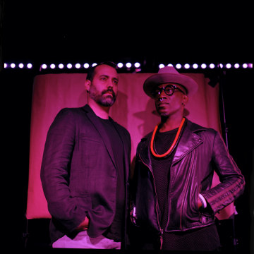 IMAGE:Eric Sosa and Manchild Black Will host the Hype Life Music Festival