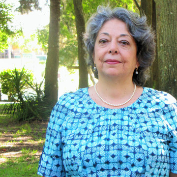 Author Marisella Viega