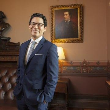 Image: Young Latinos of the Obama White House . Mario Cardona.