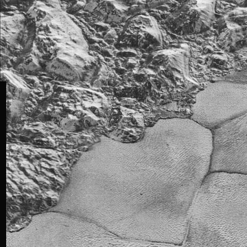Amazing Pluto Shines in Best Close-Up Views Yet