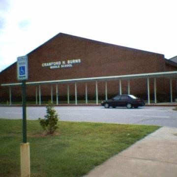 Image: Burns Middle School