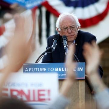Harry Reid Bernie Sanders