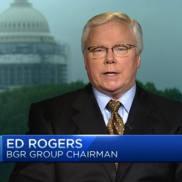 IMAGE: Ed Rogers GOP Political Consultant
