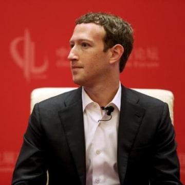 "Zuckerberg's Social Media Accounts Hacked, Password Revealed as ""Dadada"""