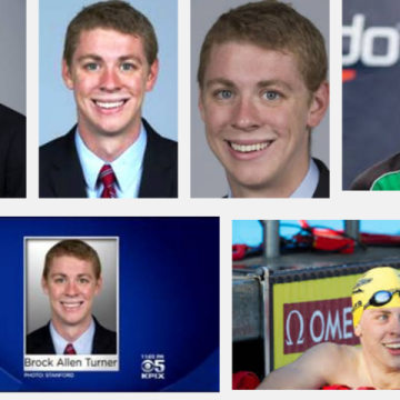 IMAGE: Brock Turner photos