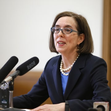 Image: Governor Kate Brown