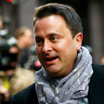 Image: Prime Minister of Luxembourg Xavier Bettel