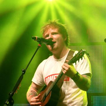 Image: Ed Sheeran