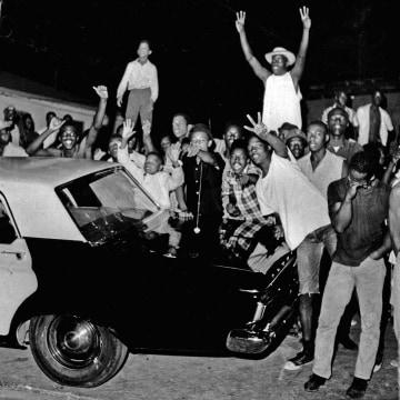 Image: Watts, Calif. 1965 riot