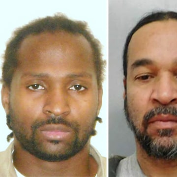 Image: Inmates Armon Dixon and Timothy Clausen