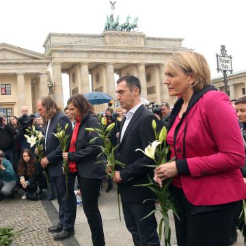 Berlin Commemorates Orlando Terror Victims