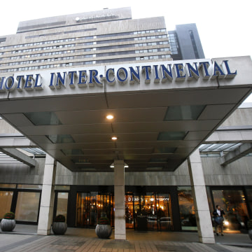 Image: Hotel InterContinental in Frankfurt, Germany