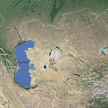 Image: Kazakhstan, Uzbekistan, Kyrgyzstan, Tajikistan and Turkmenistan