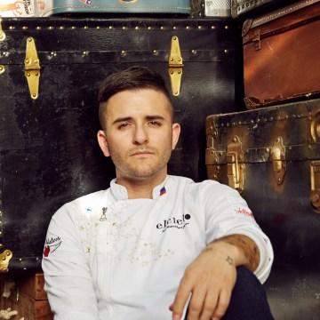 """Juan Manuel Barrientos """"JuanMa' - Chef of El Cielo Colombian Restaurant"""