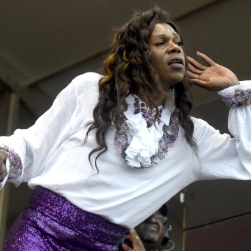 2016 New Orleans Jazz & Heritage Festival - Day 6