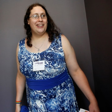 Image: The Wider Image: Fighting for transgender rights in the U.S.