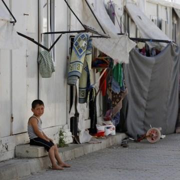 Image: Refugees in Turkey