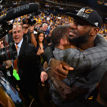 2016 NBA Finals  - Game 7