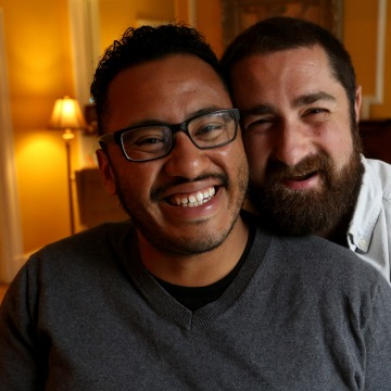 How a married gay Catholic couple live their faith