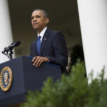 President Obama speaks on Supreme Court ruling