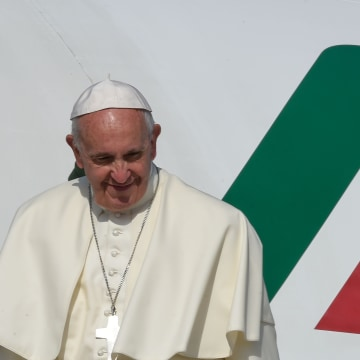 Image: Pope Francis