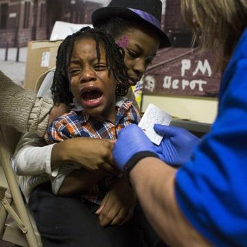 Water Emergency Declared in Flint