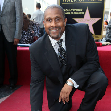 Tavis Smiley Honored On The Hollywood Walk Of Fame