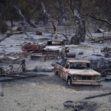 Image: Erskine Fire