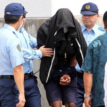 Image: Okinawa crime
