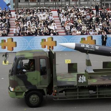 Image: Taiwan's Hsiung Feng III missile