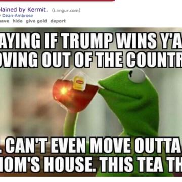 Donald Trump's Reddit Fan Club Faces Crackdown, Infighting
