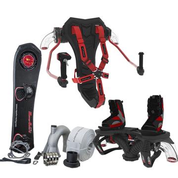 Image: Flyboard + Hoverboard + Jetpack