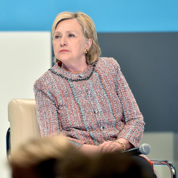 Image: Beautycon Media Curates The First Digital Content Creator Town Hall With Hillary Clinton