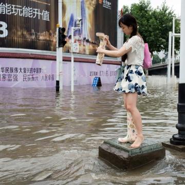 Image: CHINA-DISASTER-FLOOD