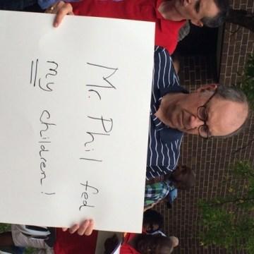 IMAGE: Philando Castile vigil