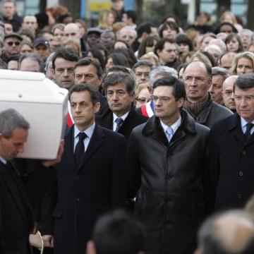 Nicolas Sarkozy, Patrick Devedjian, Xavier Darcos