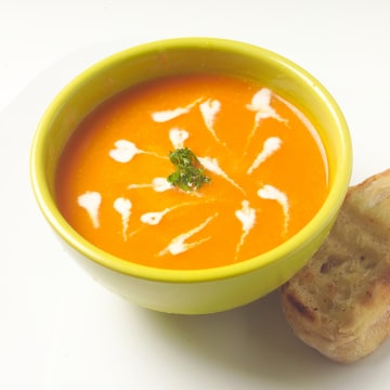 Pumpkin Soup with Coconut by Jacqueline Kleis