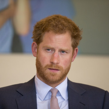 Image: Britain's Prince Harry