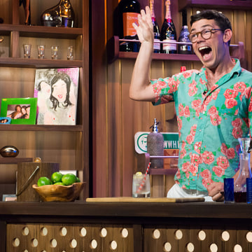 """Ryan O'Connell on """"Watch What Happens Live"""""""